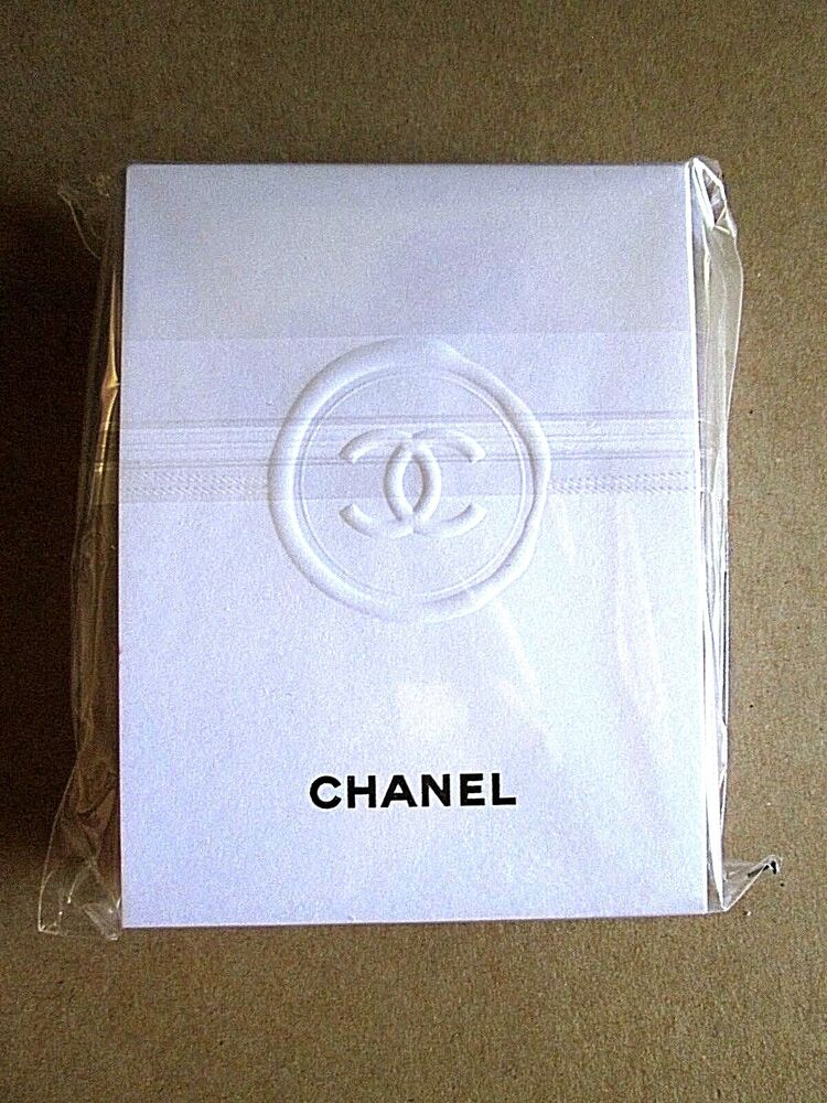 Details about 1 PACK 50 CHANEL PERFUME BLOTTER CARD NEW SEALED NO 5 COCO  MADEMOISELLE CC