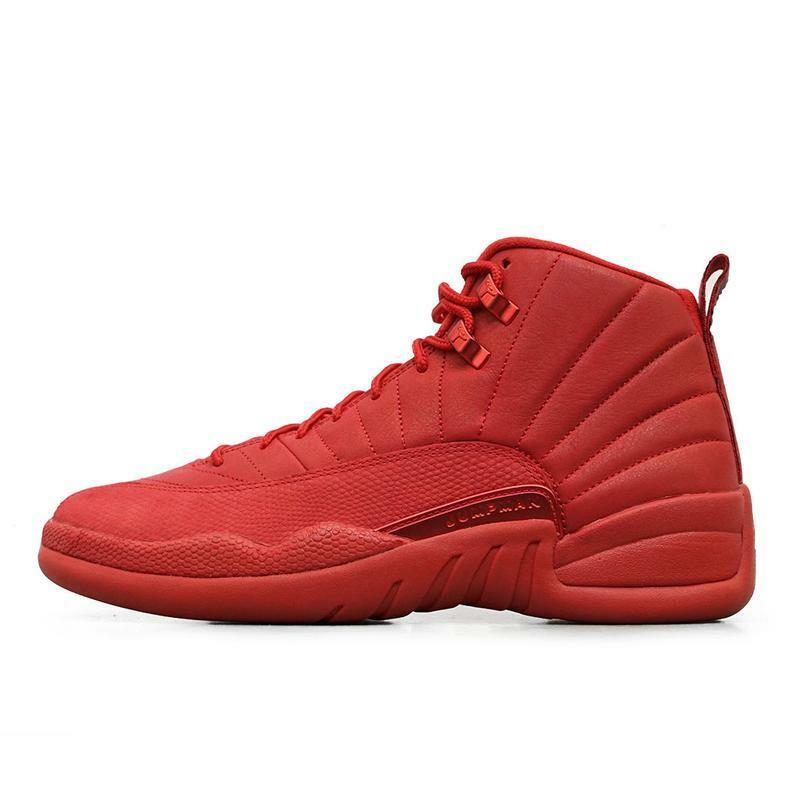 5aa923a4218d9d Details about AIR JORDAN RETRO 12 XII MENS SUEDE 130690-601 BULLS TEAM RED  ALL SIZES SHIP NOW