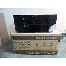 Marantz SR7012 9.2 Ch Full 4K Ultra HD Network AV Surround Receiver Atmos Heos