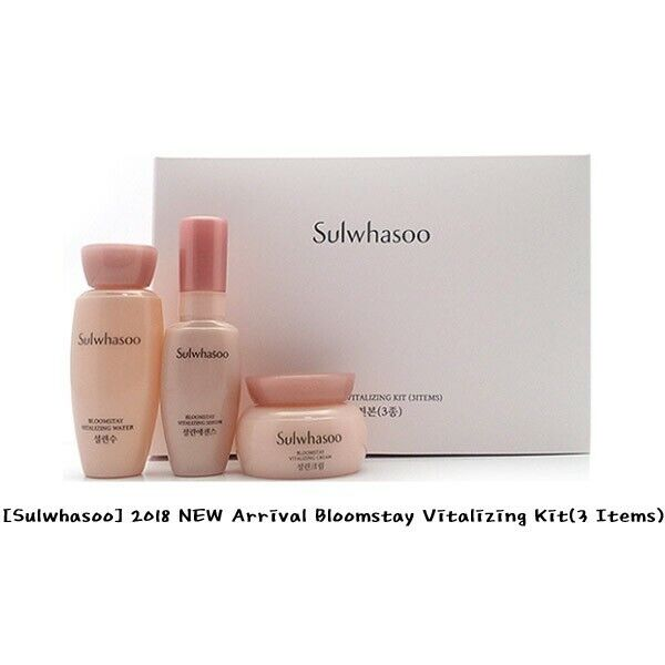 �ล�าร���หารู��า�สำหรั� Sulwhasoo Bloomstay Vitalizing Special Kit 4 Items