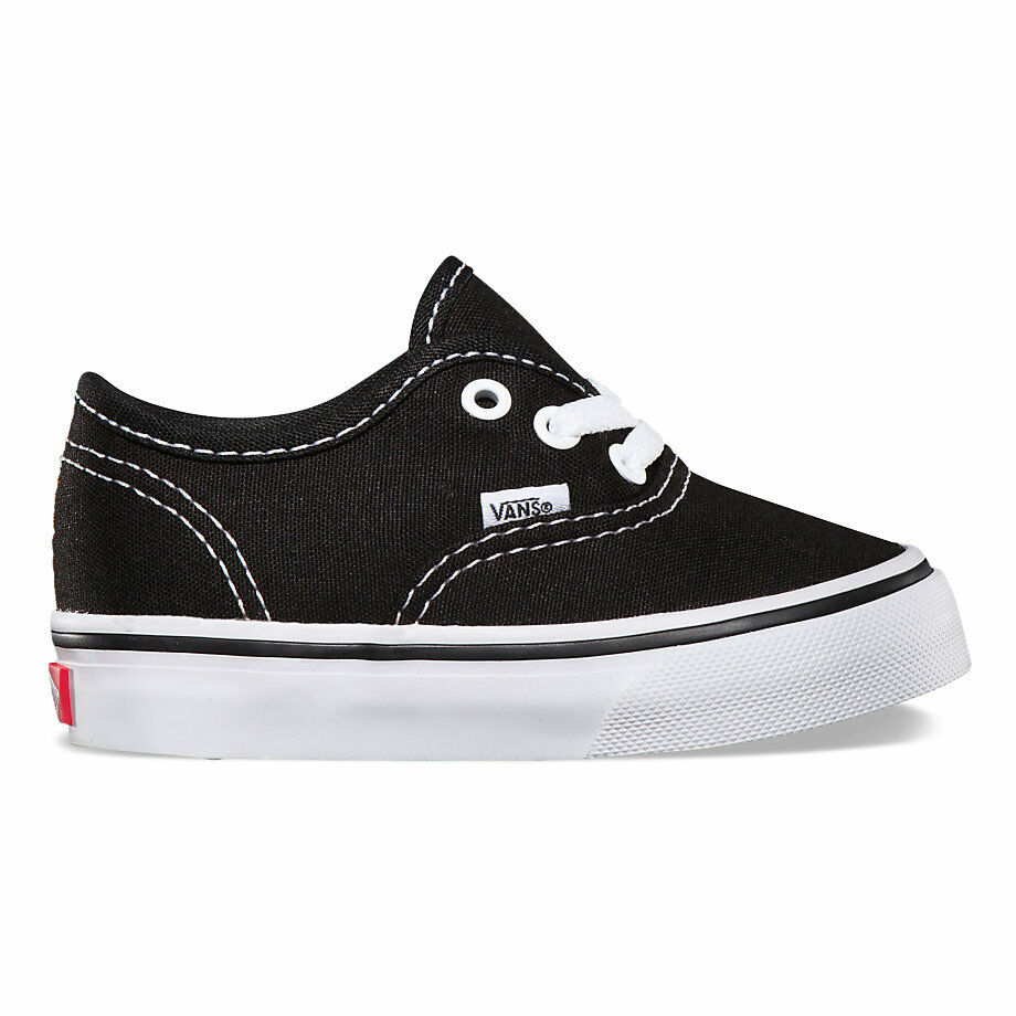 Details about VANS AUTHENTIC INFANT SIZE SHOES FOR TODDLERS BLACK WHITE  VN-0ED9BLK 45720ec00