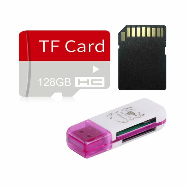 128GB Class10 Micro SD TF Flash Memory Card for Camera/Mobile Phone/tablets