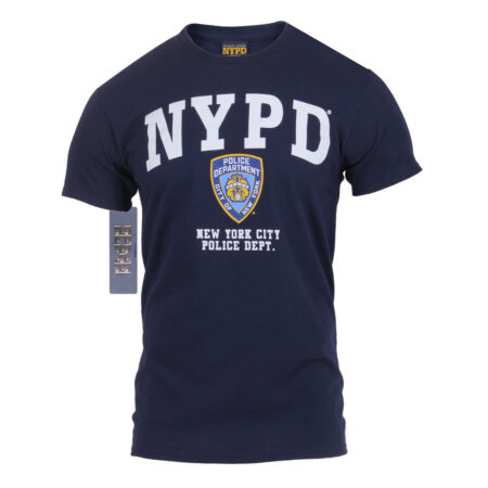 img-NYPD Physical Training Officially Licensed T-Shirt