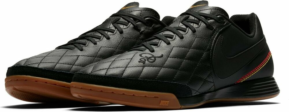 561138383 Details about Nike Tiempo X Legend VII 10R Academy Ronaldinho Indoor IC  2018 Soccer Shoes Blk