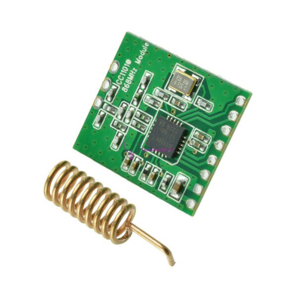 CC1101 Wireless Module Long Distance Transmission Antenna 868MHZ M115