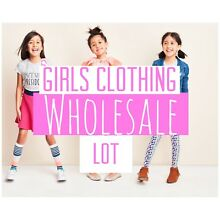 New Girls Clothing WHOLESALE Box resellers 10-15 Pcs NAME BRANDS Mixed Sizes