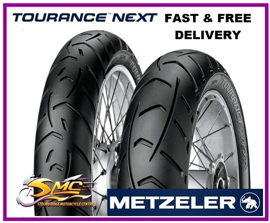Bmw R Nine T Scrambler Metzeler Tourance Next Tyre Pair 170 60 17