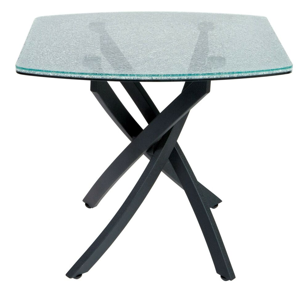 Details About New House Of Fraser Linea Le Gl Lamp Table Rrp 279