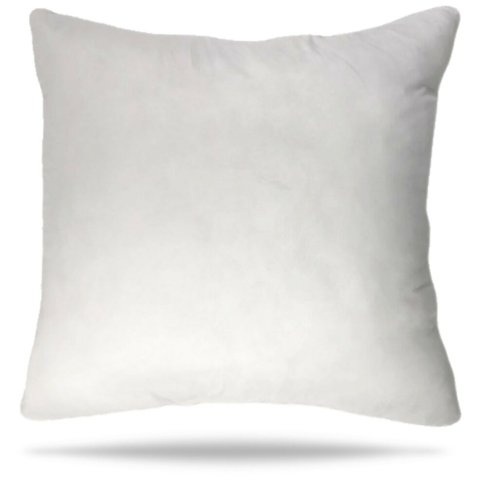 18x18 Throw Pillow Insert.Pillow Insert 18x18 Euro Sham Throw Pillow Couch Cushion Stuffing White 18 Inch Ebay