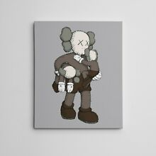 Gallery Art Canvas Kaws Companion Clean Slate NYC Brian Donnelly Contemporary