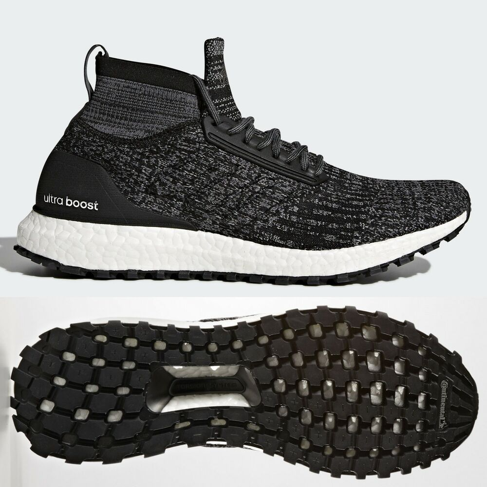 9b1a2639fec Details about adidas UltraBOOST All Terrain Mens Oreo Black Trainers S82036  ALL Sizes 4-11