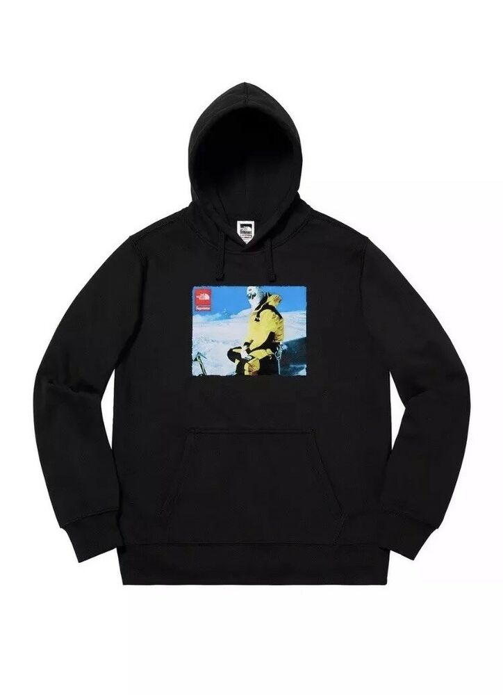 0d3381df0c Supreme X The North Face Photo Hooded Sweatshirt - Black - Large