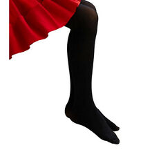 Childrens Girls Full Footed Tights Ballet Dance Stockings
