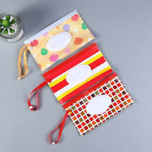 Paper towel Storage bag Clean Wipes Carrying Case Wet Wipes Bag Cosmetic