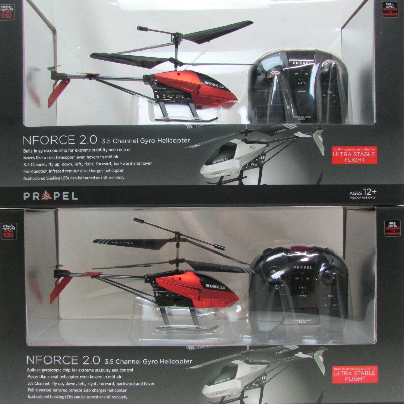 UPC 849826012718 - NFORCE 2 0 3 5 Channel Gyro Helicopter