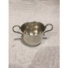 Sterling Silver Cappuccino Cup