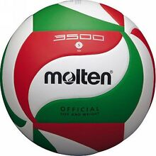 Molten V5M3500 Official Volleyball PU Leather