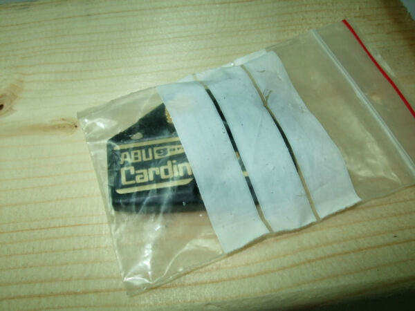 ABU GARCIA CARDINAL 52 SIDE PLATE - UNUSED PART
