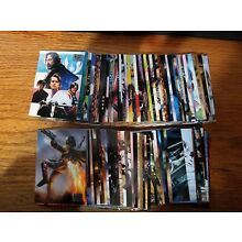 2018 Topps Star Wars Galaxy Complete 100 Card Base Set #1-100