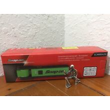 Snap-On Green Covertible Articulating Light Rechargeable ECARB042G