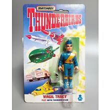 1992 Gerry Anderson Thunderbirds Virgil Tracy Action Figure – Matchbox UK TB-752