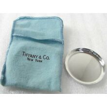 STERLING GENUINE TIFFANY & CO. SMALL TRAY RING DISH EARRINGS PLATTER RECEIVER