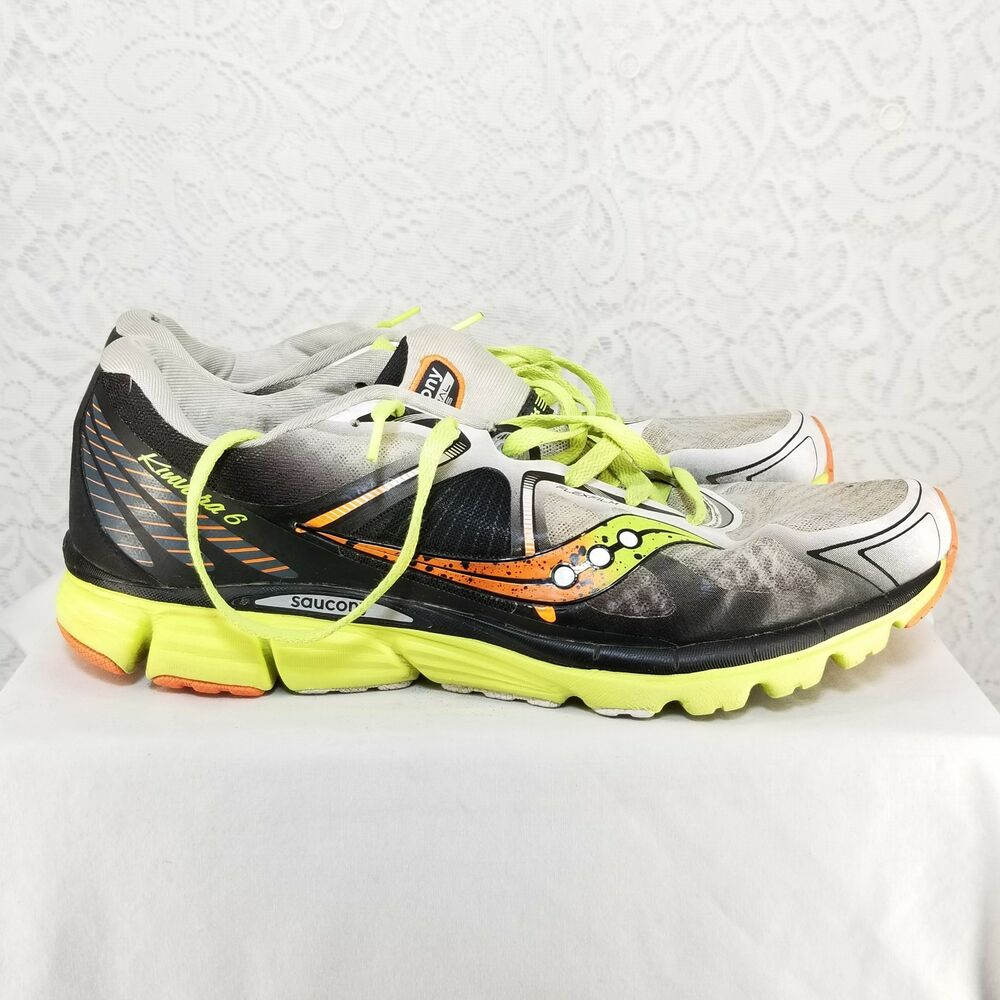 62627489e38b Details about B54 Saucony Kinvara 6 Running Men s Shoes 11.5