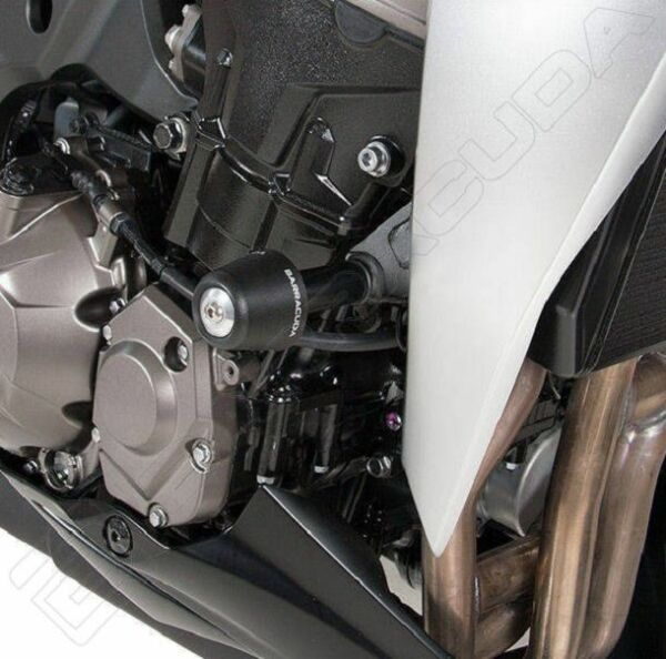 BARRACUDA KIT TAMPONI PARATELAIO KAWASAKI Z 1000 2014 2015 2016