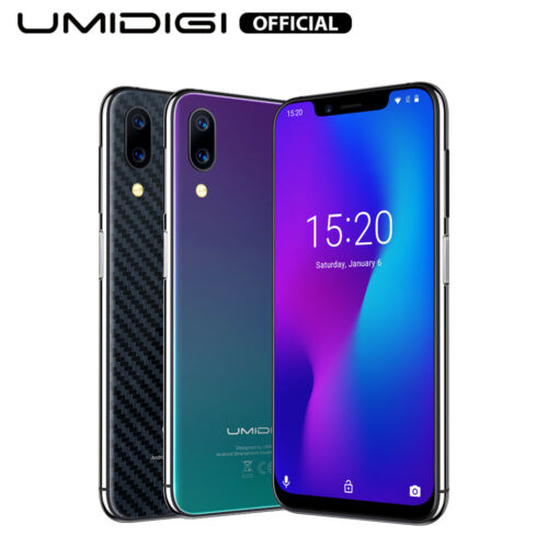UMIDIGI One Smart Phone Unlocked Dual 4G VoLTE Mobile Phone 4GB RAM +32GB ROM