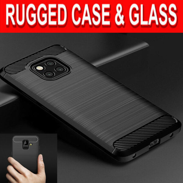 Case for Huawei Phones 360 Shockproof RUGGED Armour Cover & Screen Protector