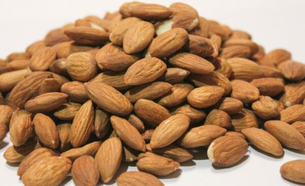 California Almonds RAW WHOLE High Quality 3 LB FREE SHIPPING