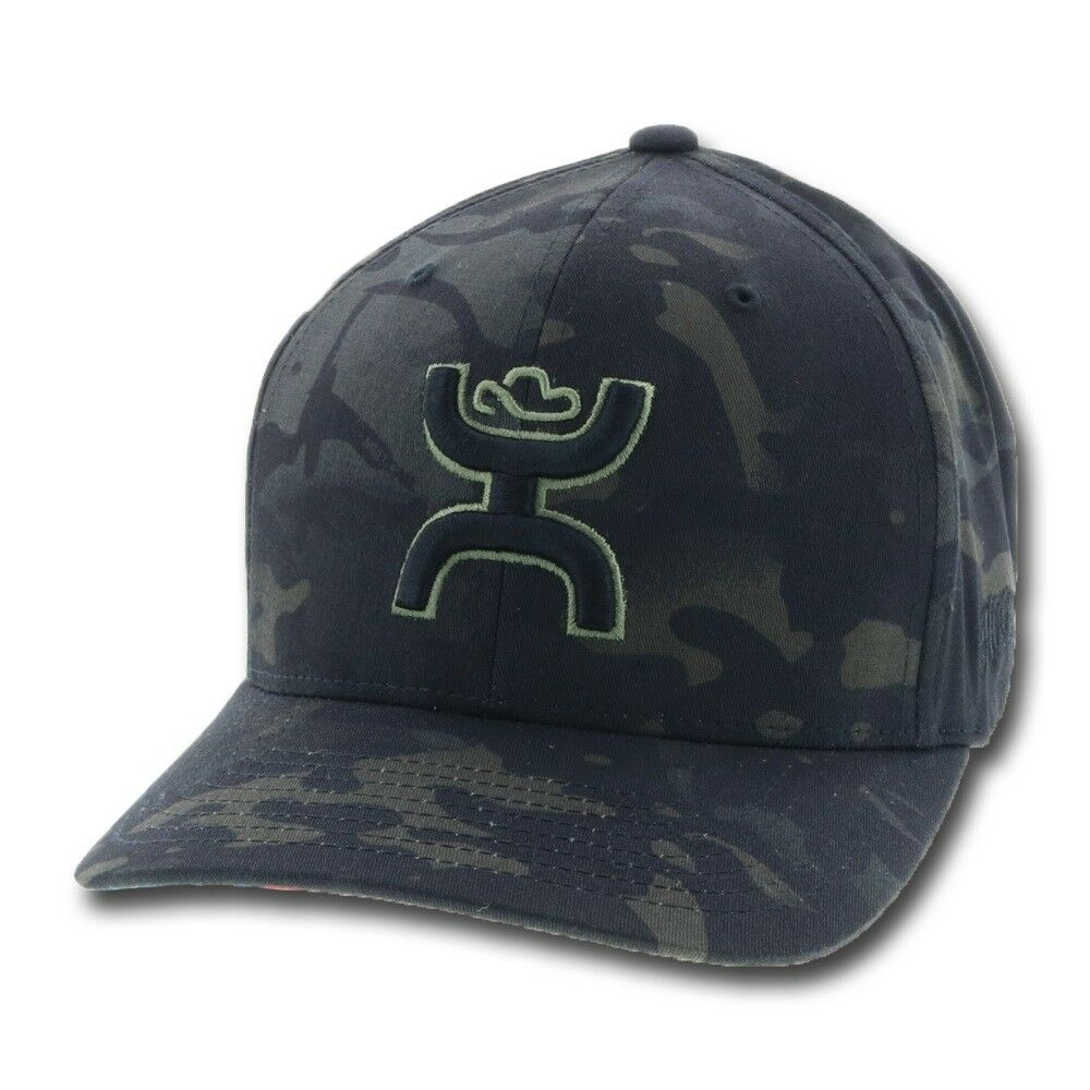 efeb374e6d94e Hooey Hat Youth Chris Kyle Camo Flexfit Ball Cap CK016-Y