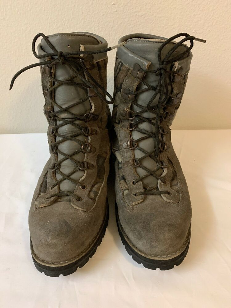 Vintage Danner 10 Hunting Boots Gore Tex Insulated Ebay
