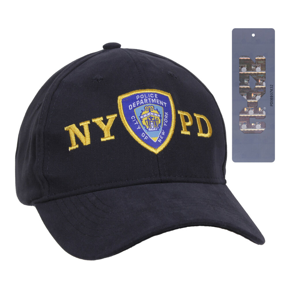 Details about NYPD Officially Licensed Ball Cap NYC Police Support New York  City SWAT ESU Hat 1ee056961ec2