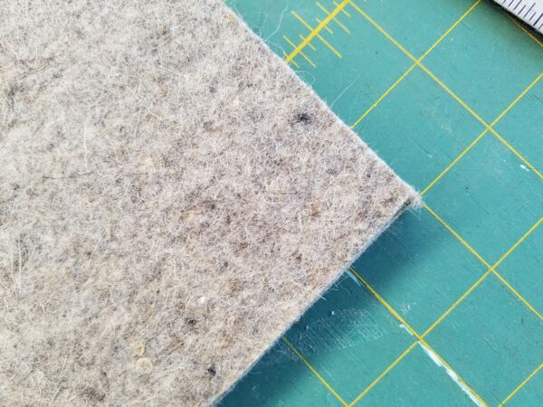 Quilter's Wool Pressing Pad Mat - sizes up to 72