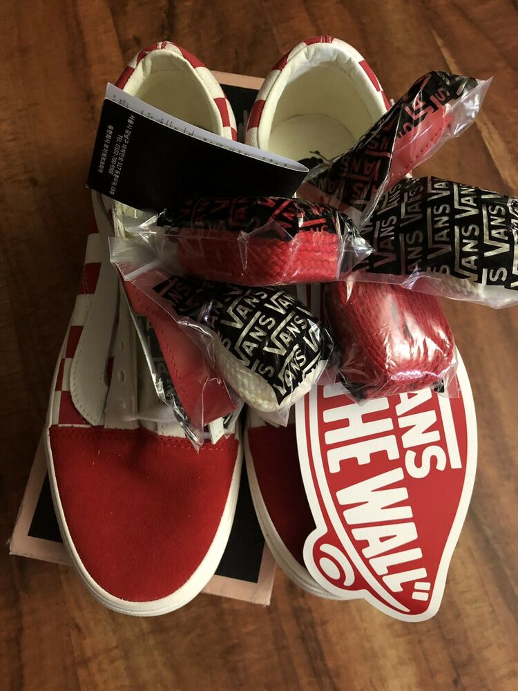 Vans OLD SKOOL x PURLICUE YEAR OF THE PIG Men s Size 10 New with Box and  Tags  19327f41c