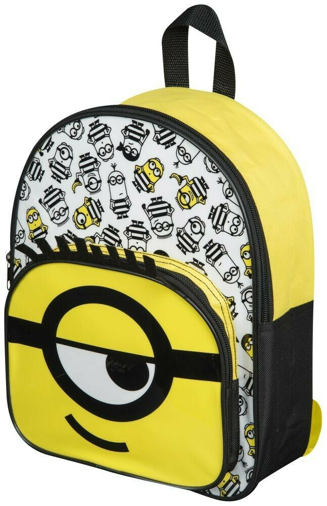 343480cdf5ee Despicable Me 3 Minions Kids Junior Backpack Satchel School Books ...