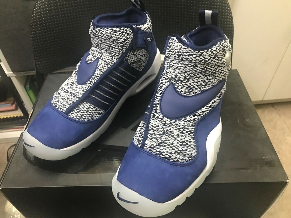56ffd06e3524 Details about New Nike Air Shake Ndestrukt Pigalle Blue Silver-Royal Nike  Lab AA4315-400 SZ 8