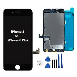 Kyпить iPhone 8 Replacement Screen LCD Touch Screen Digitizer Display Assembly 8 8 Plus на еВаy.соm