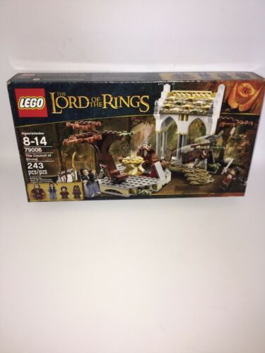 Lego 79006 The Lord of the Rings Council Elrond Retired