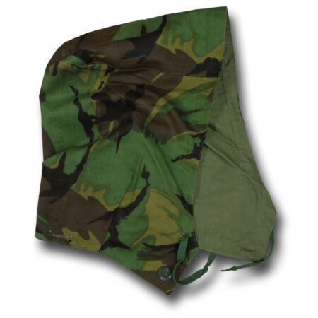 img-DPM CAMMO CAMOUFLAGE COMBAT HOOD, COTTON LINED, BUTTON-ON [18010]