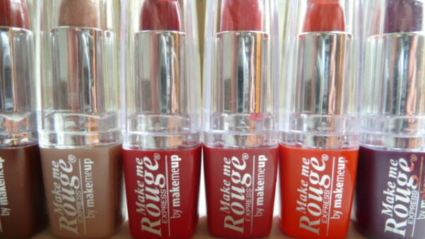 ROUGE A LEVRES - LUXE - COUVRANT - EXPRESS - ROUGE - ROSE - BEIGE-EXT...MODELITE