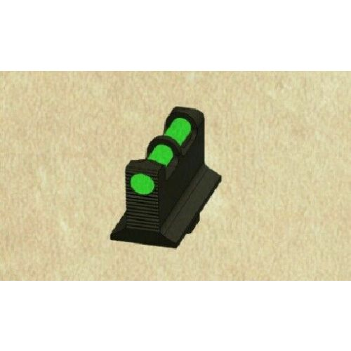 hiviz-glad201-litewave-fits-glock-greenredwhite-front-sight-black