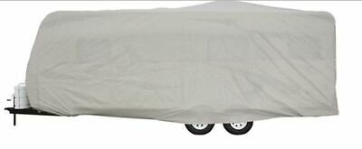 Traveler Series Lite Weight Travel Trailer RV Cover Fits 27-30ft.27 28 29 30 FT.