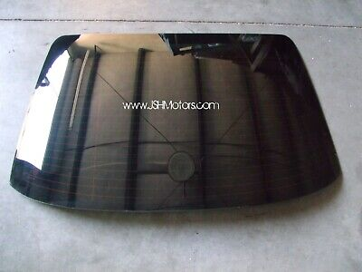 2004-2008 TSX Rear windshield CL7 Euro R JDM Accord