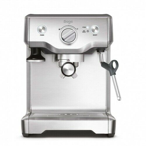 SAGE Appliances The Duo Temp Pro Edelstahl SES810BSS Espressomaschine
