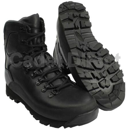 img-British Forces High Liability Combat Boot, Black