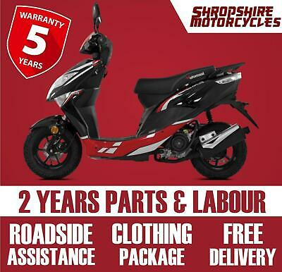 Lexmoto Echo 50cc Moped, Scooter, Twist and go Euro 4 EX DEMO OFFER 2020 MODEL