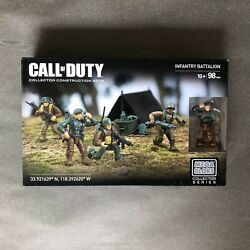Kyпить Mega Bloks Construx Call of Duty CNG93 Infantry Battalion *Factory New Sealed* на еВаy.соm