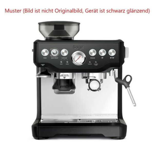 SAGE Appliances Barista Express Black Sesame SES875BKS Espressomaschine